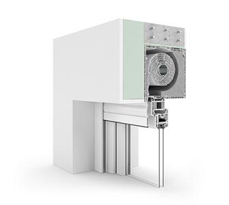 duotherm pvc rollladen. Black Bedroom Furniture Sets. Home Design Ideas
